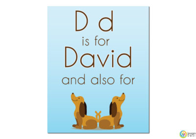 D-is-for-David