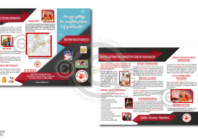 red-paw-brochure