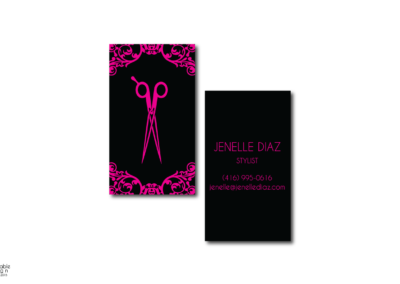 hair-stylists-business-cards
