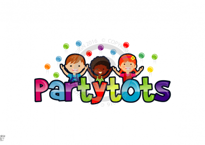 party-tots-logo
